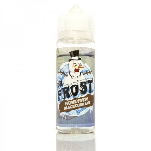 Dr Frost Honeydew Blackcurrant ice Dr Frost