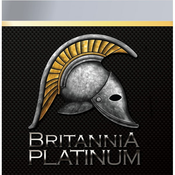 Britannia Platinum - Rainbow Mix 3mg Britannia Platinum