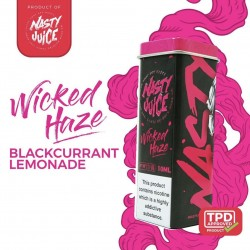 Nasty Juice - Wicked Haze 3mg Nasty Juice